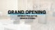 Grand Opening Interactive Retail Design Studio