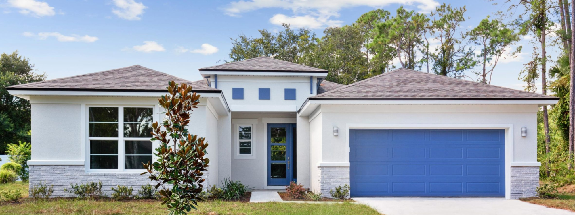One of Brite's net zero homes in Florida